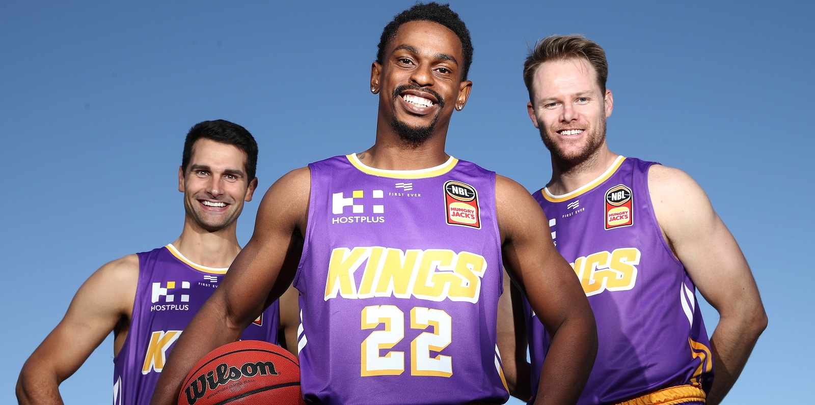 Sydney Kings players