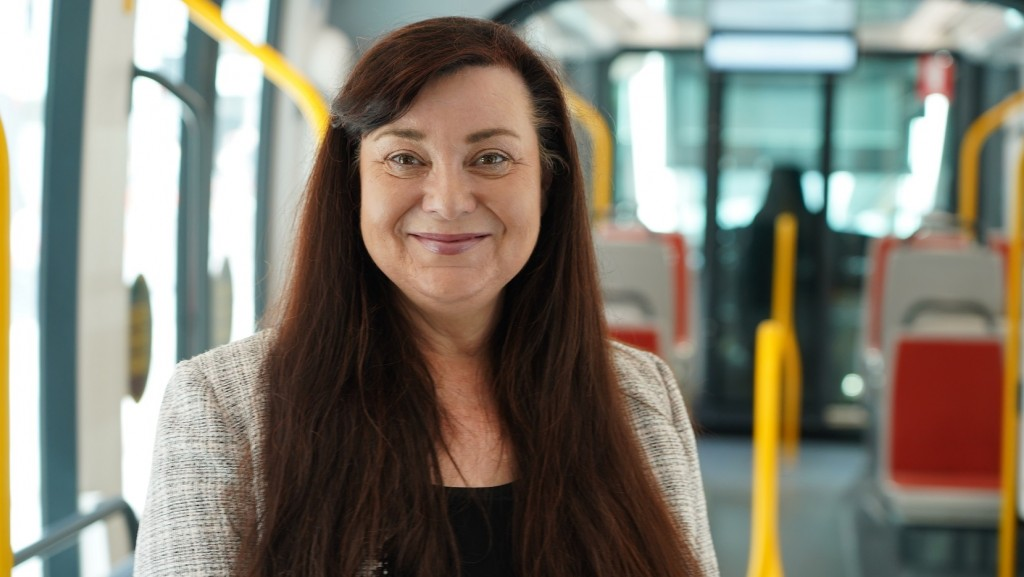 Transport for NSW Coordinator General Marg Prendergast