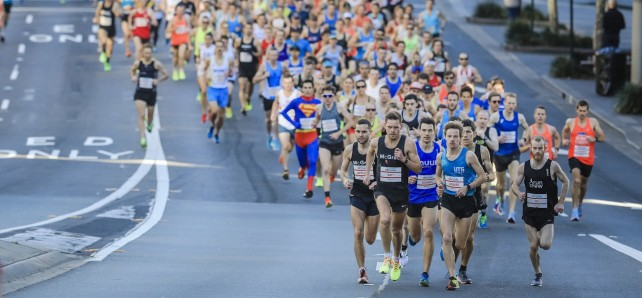 City2Surf in action