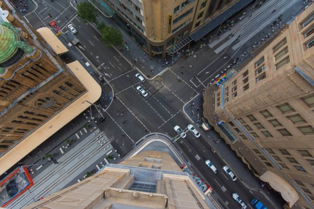 Market and George St intersection